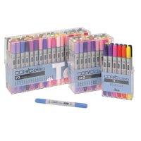 Copic Ciao Marker Set, 12-Color Basic Set