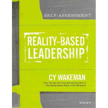 Reality-Based Leadership Self Assessment - Walmart.com