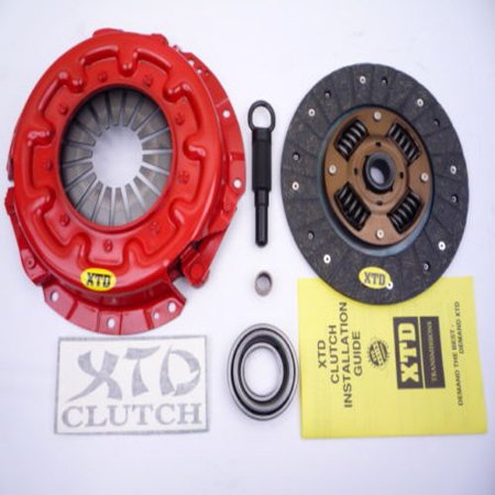 XTD STAGE 1 CLUTCH KIT FOR NISSAN SKYLINE 3.0L GTS GTR 2.0L 2.5L R31 R32 R33