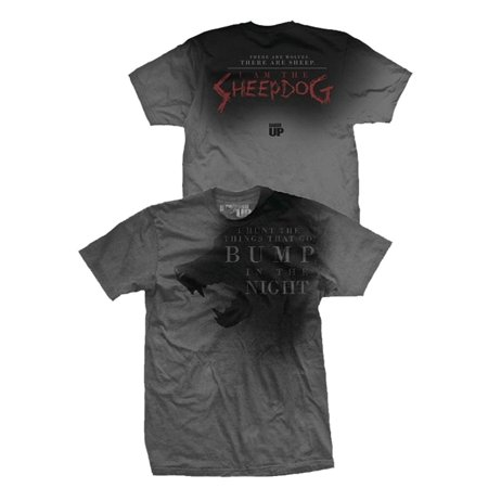 I am the Sheepdog T-Shirt by Ranger Up, Gray, Small](Army Ranger Shirt)
