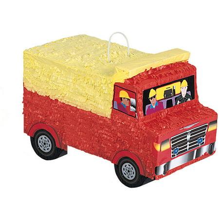 Construction Dump Truck Pinata - Dump Truck Pinata