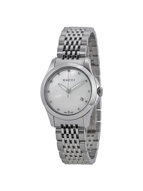 43452bbcc67 Product Image G Timeless Ladies Watch YA126504. Gucci