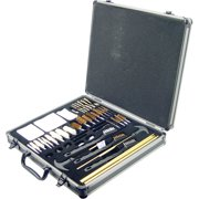 Outers Cleaning Kit for Universal Gun Cleaning, 62-Piece, Aluminum Case