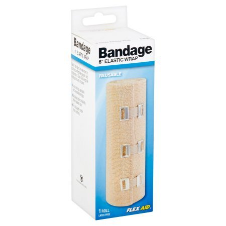 Horse Co Flex Bandage ((4 Pack) Flex Aid 6