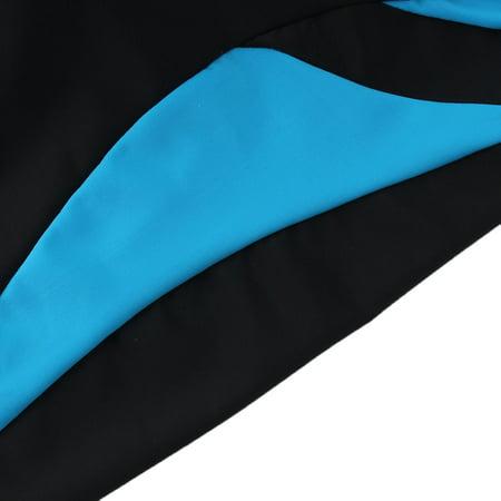 REALTOO Authorized Bicycle Underwear Cycling Shorts Pants Black Blue M (W 34) - image 3 de 7