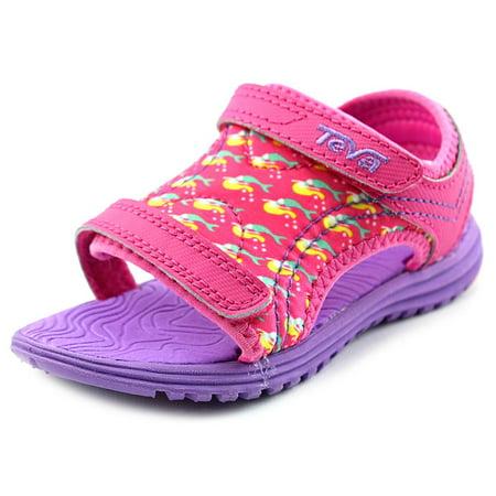 ca3001633 Teva T Psyclone 5 Youth US 6 Pink Open Toe Sport Sandal - Walmart.com