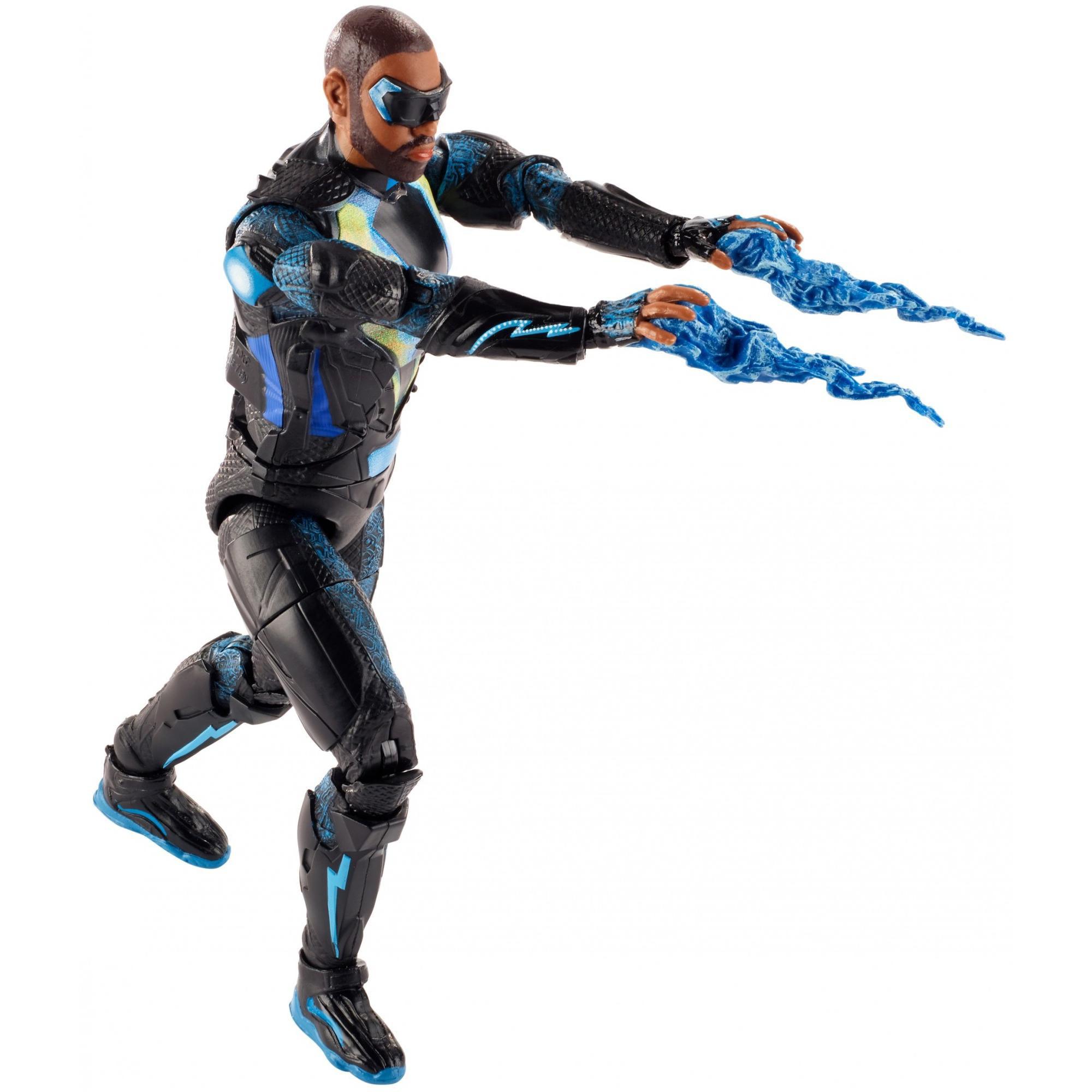Minifigures Black Lightning US Seller