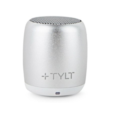 TYLT Mini Boom Portable Bluetooth Speaker with Microphone
