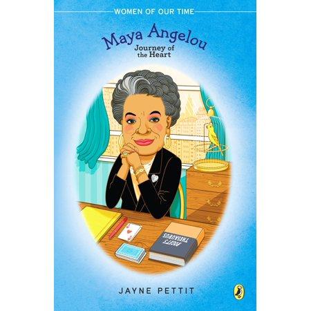 Maya Angelou : Journey of the Heart