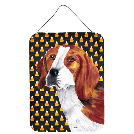 Beagle Candy Corn Halloween Portrait Wall or Door Hanging Prints - Jcpenney Halloween Portraits