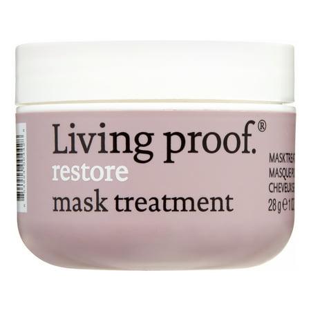 Living Proof Restore Hair Mask Treatment 8 Oz (Best Restorative Hair Mask)