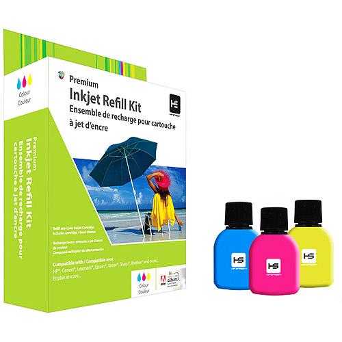 Hip Street Color Inkjet Refill Kit