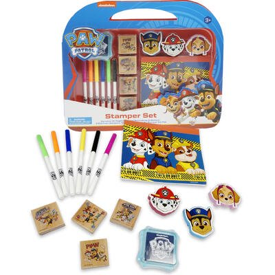 New 218714  Paw Patrol Stamper Set (12-Pack) Cheap Wholesale Discount Bulk Stationery Hour (Bulk Stamps)