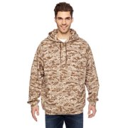 Code Five Camouflage Pullover Hooded Sweatshirt