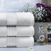 2-Piece Bath Towels Set for Bathroom, Spa & Hotel Quality | 100% Cotton