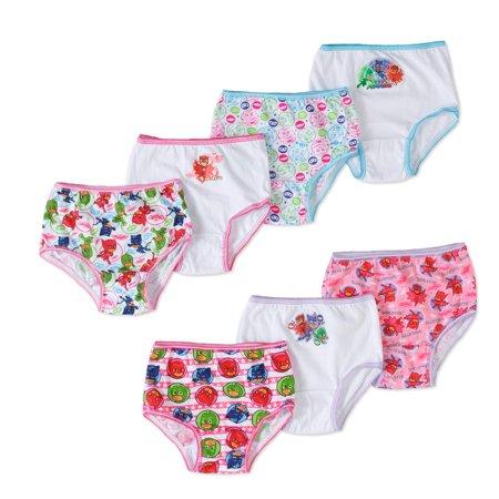 Girl Mask - PJ Masks Toddler Girls Panties 7 pr.
