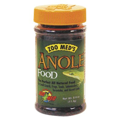 Zoo Med Anole Food by ZOO MED LABORATORIES INC