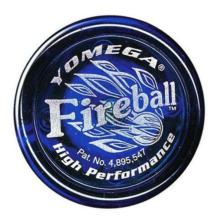Yomega Fireball Yo-Yo (Colors/Styles Vary) - Blue ()