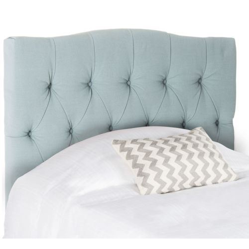 Safavieh Axel Tufted Headboard, Available in Multiple Colors and Sizes by Safavieh