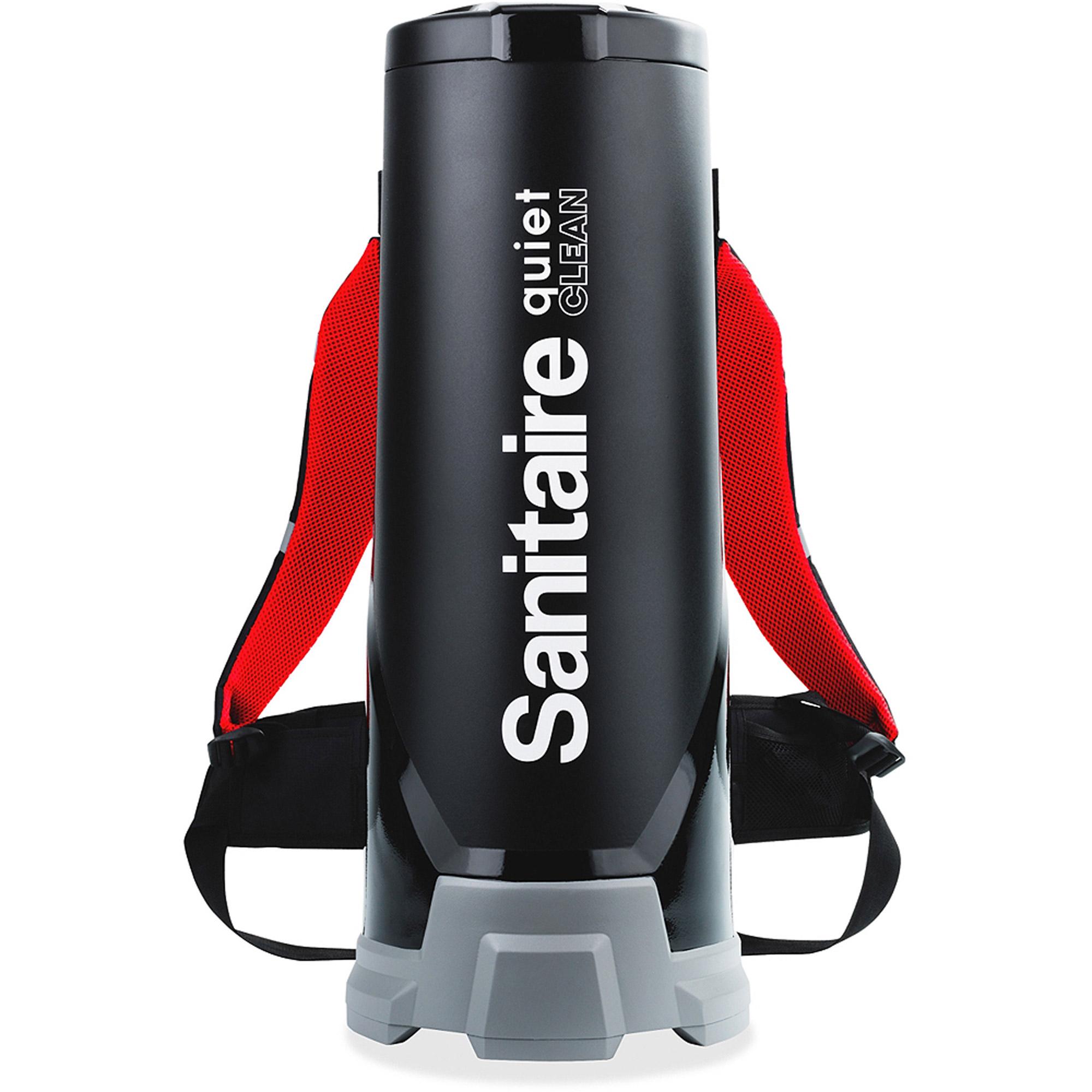 Sanitaire QuietClean Backpack Vacuum