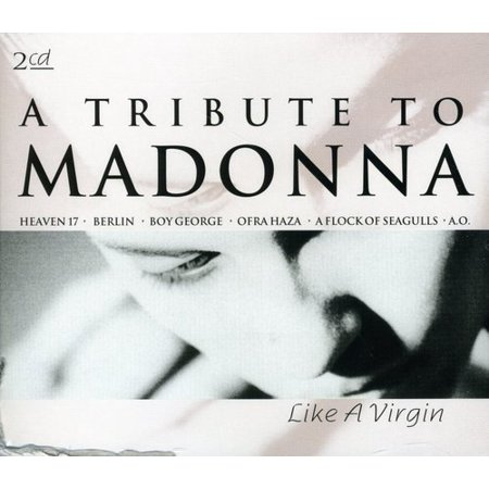 Tribute To Madonna: Like A Virgin (CD)
