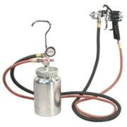 Astro Pneumatic 2PG7S 2qt Press Pot W/gun/hose-1.2m