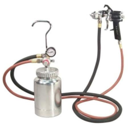 Pneumatic Press (Astro Pneumatic 2PG7S 2qt Press Pot W/gun/hose-1.2m)