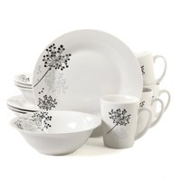 12-Piece Gibson Home Netherwood Dinnerware Set