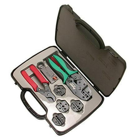 Eclipse Tools 500-001 Pro's Kit Coax Crimping Kit