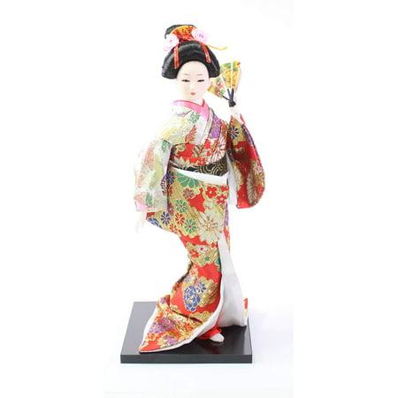 Geisha Doll Costume (12