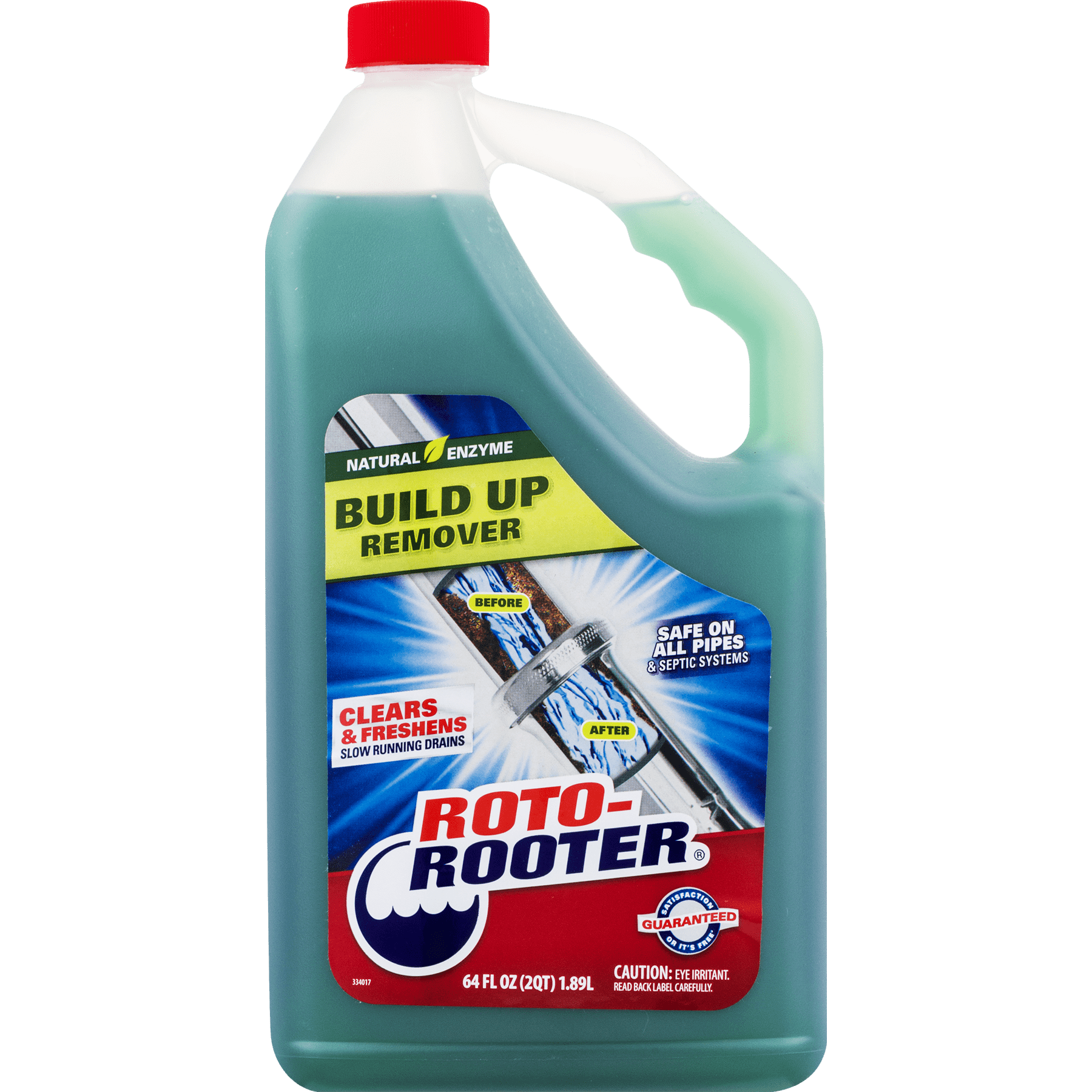 Roto-Rooter Build Up Remover - Walmart.com