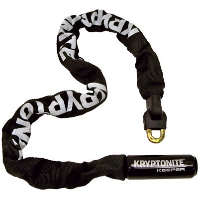 Kryptonite Keeper 785 Integrated Chain Lock: 2.8'