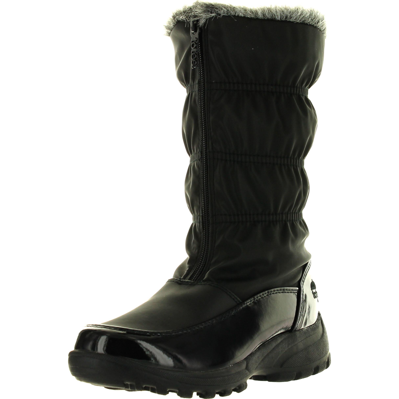 TOTES Womens Rachel Winter Waterproof Snow Boots