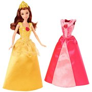 Disney Princess Belle Doll with MagiClip Fashion