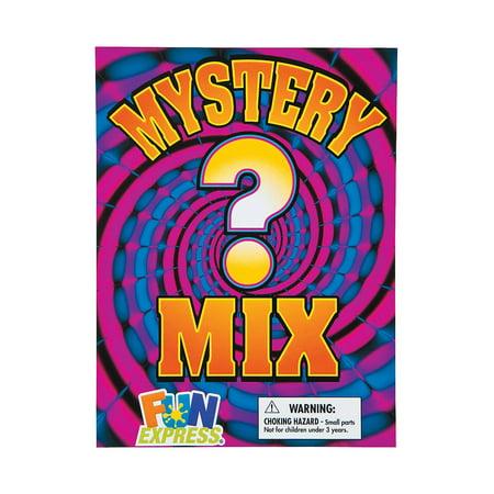 Fun Express - Bulk Vending Asst Mix Dc 13772521 - Toys - Value Toys - Misc Value Toys - 12 Pieces - Toys In Bulk