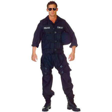SWAT Adult Halloween Costume - Womens Swat Costumes