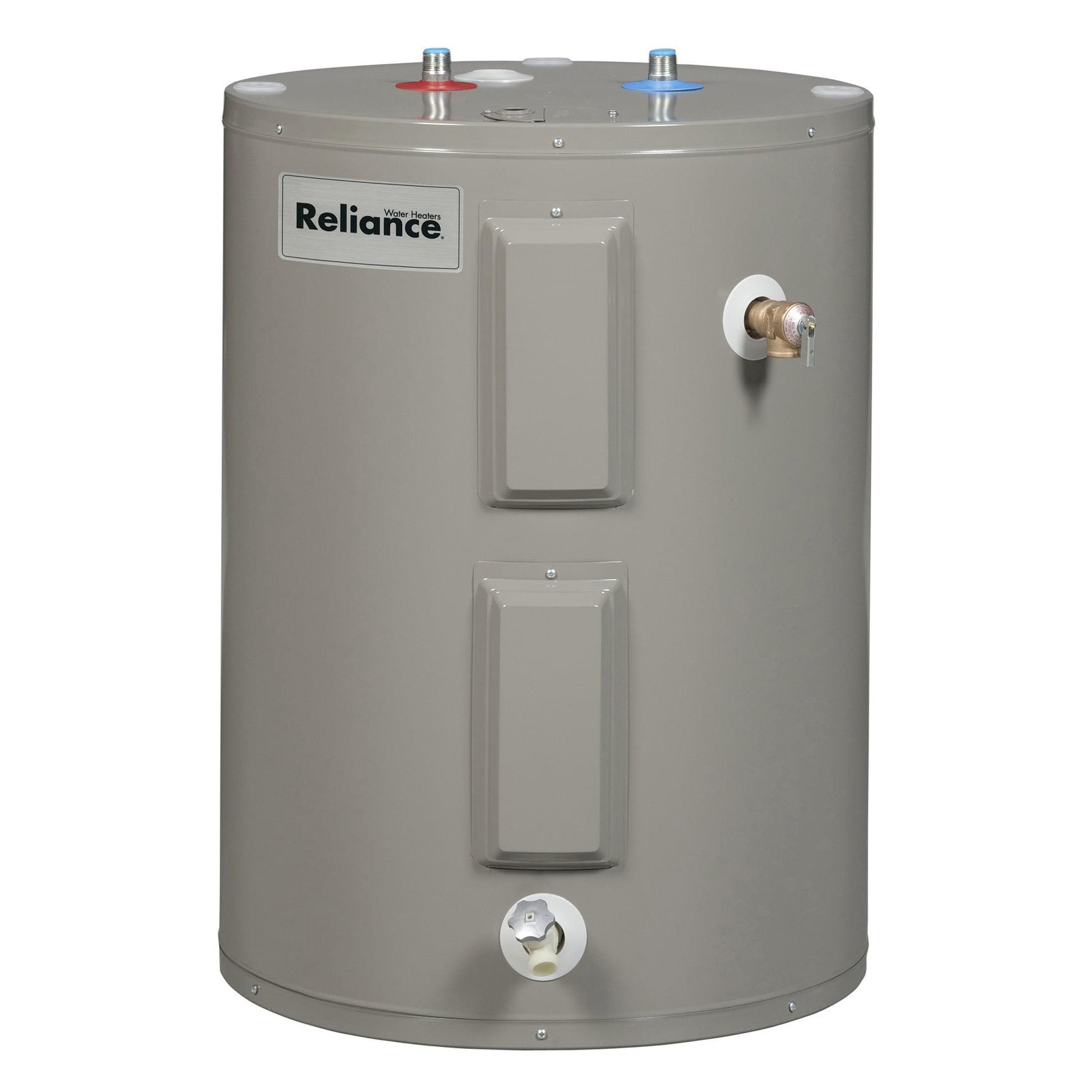 Reliance 6 40 EOLBS 38 Gallon Electric Low Boy Water Heater