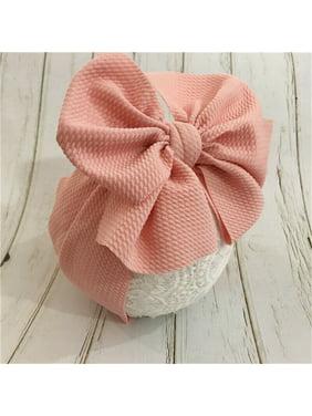 Fashion Infant Toddler Baby Girls Bow Headband Hairband Headwear Accessories