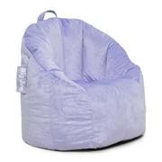 """Big Joe Joey Bean Bag Chair, Lilac - 28.5"""" x 24.5"""" x 26.5"""""""
