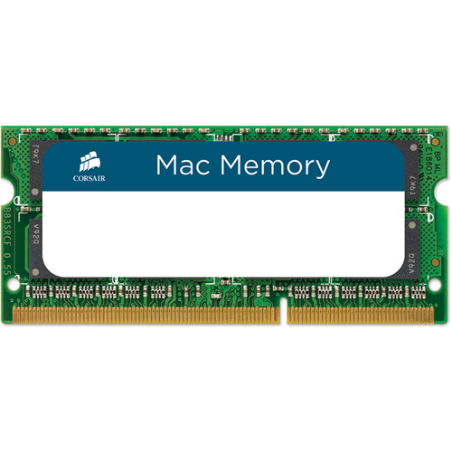8GB KIT 1X8GB PC3-10600 1333MHZ DDR3 204PIN SODIMM FOR APPLE IMAC