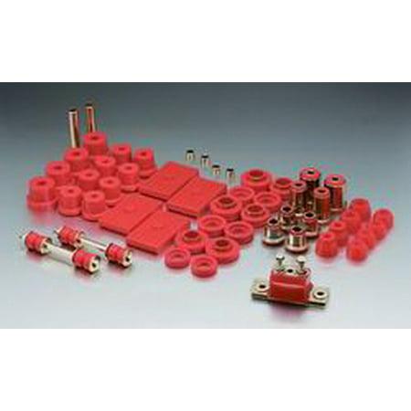 Energy Suspension 3 18116G Suspension Bushing Kit Hyper-Flex System (TM)
