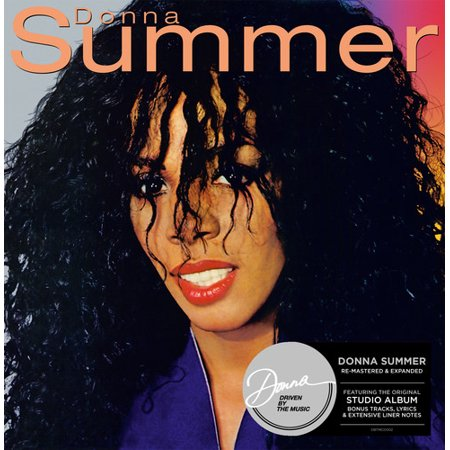 Donna Summer (CD) (On The Radio Donna Summer)