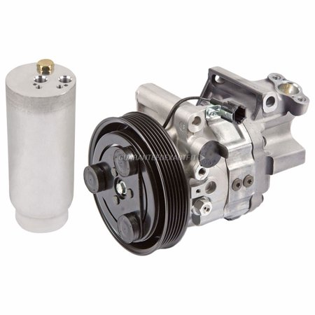 AC Compressor w/ A/C Drier For Infiniti G20 2000 2001 2002