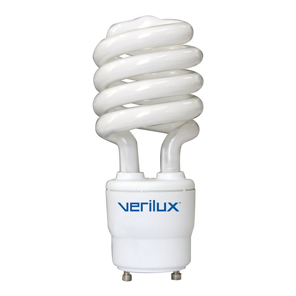 Verilux CFS26GU24VLX Natural Spectrum Replacement Light Bulb, 26 Watt by
