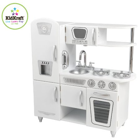 kidkraft vintage kitchen white - Kidkraft Vintage Kitchen