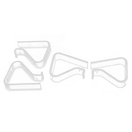 Wedding Party Picnic Clear Table Cover Tablecloth Clips Holder 4 Pcs](Tablecloth Clips Party City)