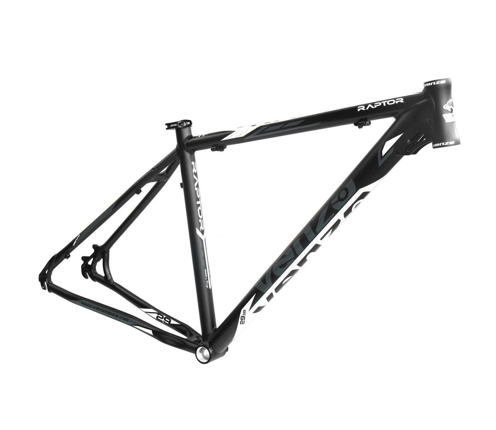 """Click here to buy Venzo RAPTOR Mountain Bike Hard Tail Frame 29"""" by Venzo."""