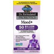 DR. FORMULATED Mood+ 50 Billion (60 veg caps)