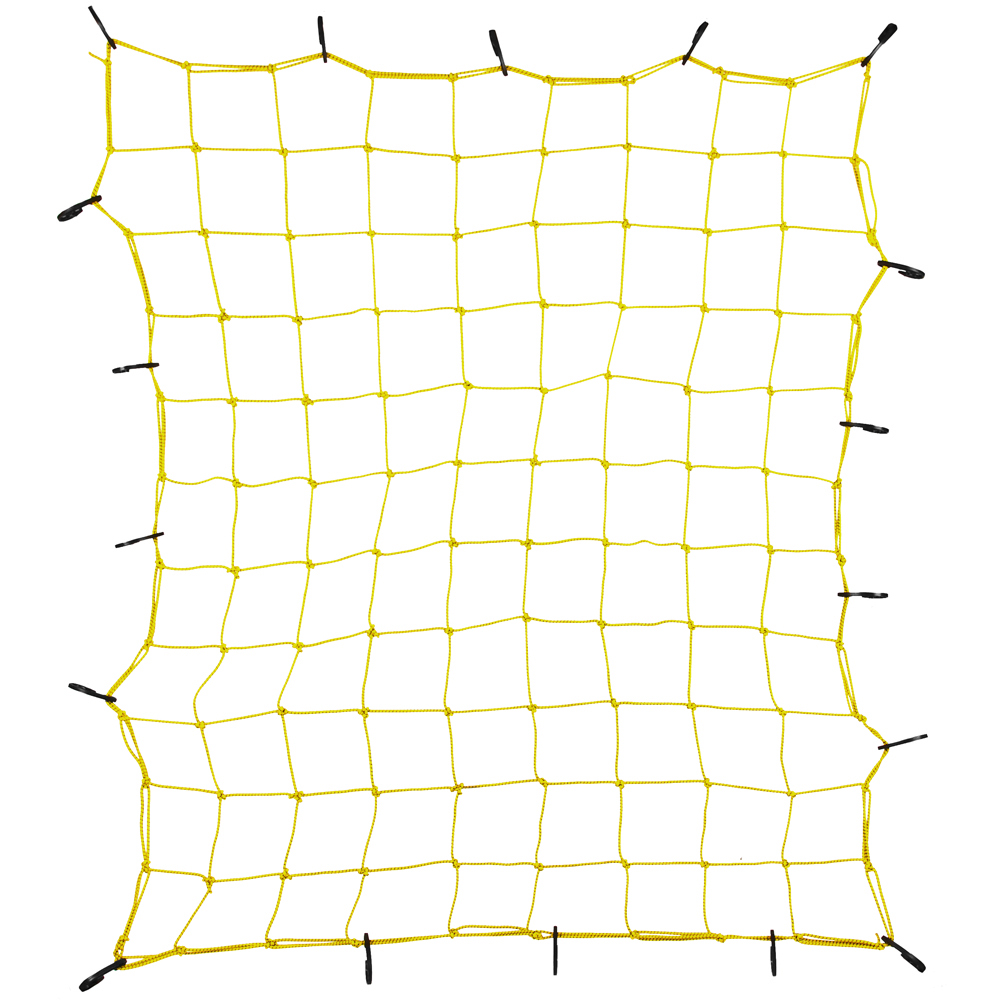 "70"" x 52"" Truck Bed Cargo Tie-Down Net"