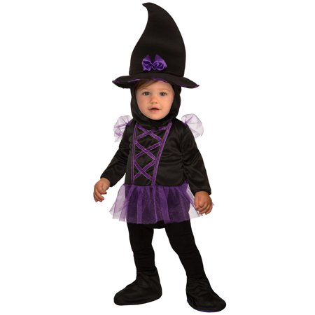 Baby Kiddie Witch Costume](Witch Costume Toddler)